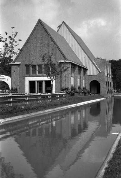 Picture of Model dairy farm, Antwerp