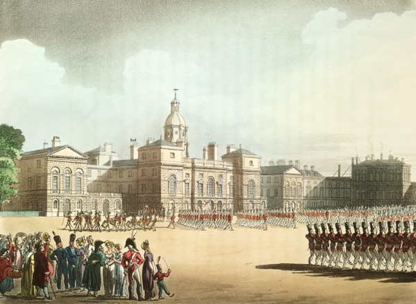 Picture of Horse Guards Parade, St James's Park, London