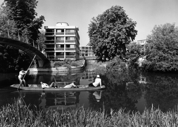 Picture of Wolfson College, Oxford