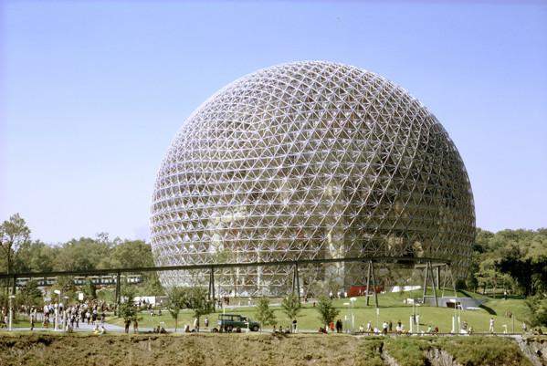 Picture of United States Pavilion, Ile Sainte Helene, Expo '67, Montreal