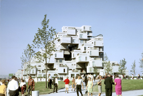 Picture of Habitat, Expo '67, Montreal