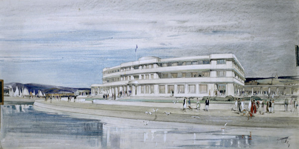 Picture of Design for the Midland Hotel, Morecambe: perspective