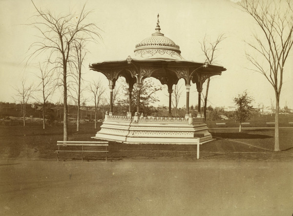 Picture of Bandstand, Central Park, New York