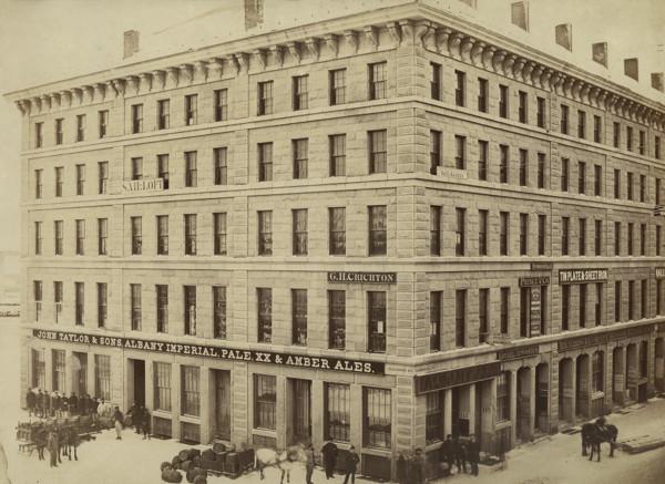 Picture of Mercantile Wharf Buildings, 75-117 Commercial Street, Boston, Massachusetts
