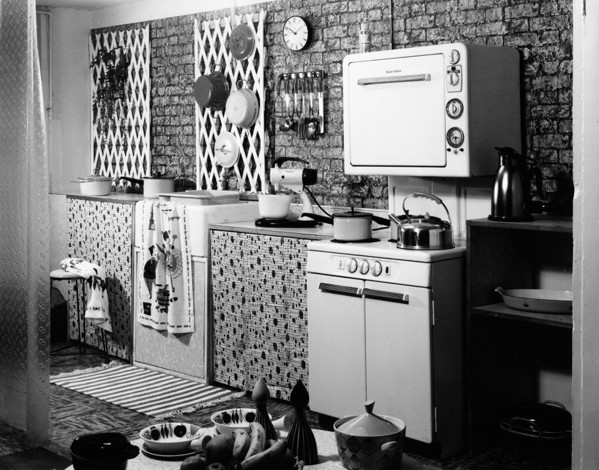 Picture of 63b Elizabeth Street, London: the kitchen