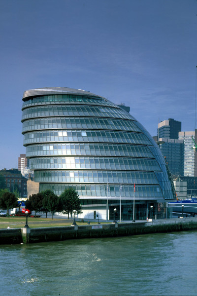 Picture of City Hall (GLA building), The Queen's Walk, South Bank, Southwark, London