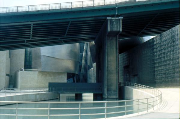 Picture of Guggenheim Museum, Bilbao: detail