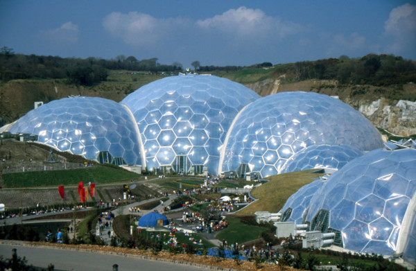 Picture of Eden Project, Bodelva, Cornwall