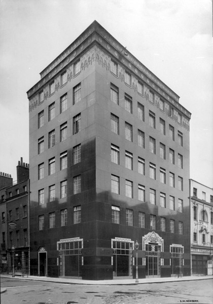 Picture of Ideal House / National Radiator Building, Great Marlborough Street, London