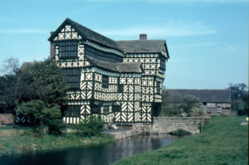 Picture of Little Moreton Hall, Cheshire