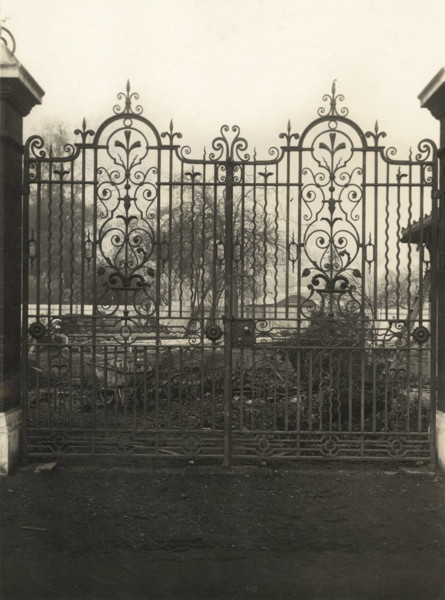 Picture of Gates to Royal Lodge, Windsor Great Park, Windsor