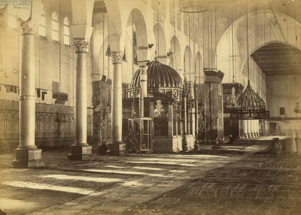 Picture of Great Mosque (Umayyad Mosque), Damascus