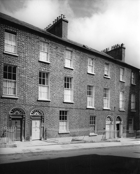 Picture of Terraced houses, Russell Street, Armagh