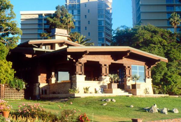 Picture of Weaver residence, Santa Monica, California