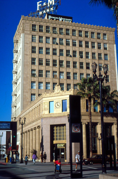 Picture of Farmers and Merchants Bank, Long Beach, California