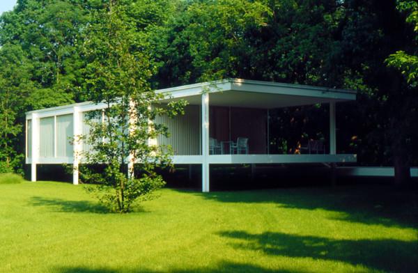 Picture of Farnsworth House, Plano, Illinois