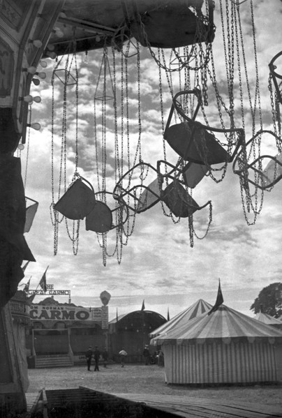 Picture of Mitcham fair, London