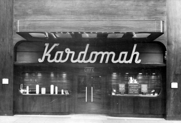 Picture of Kardomah Cafe, Market Street, Manchester