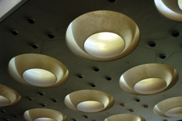 Picture of State Library, Berlin: lighting