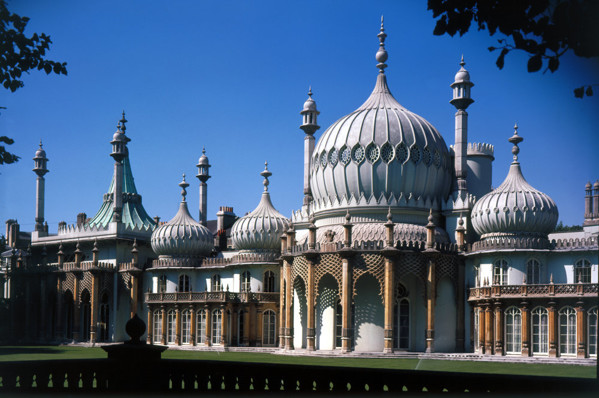 Picture of Royal Pavilion, Brighton: the east front