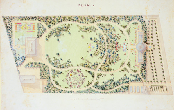 Picture of Design for a garden