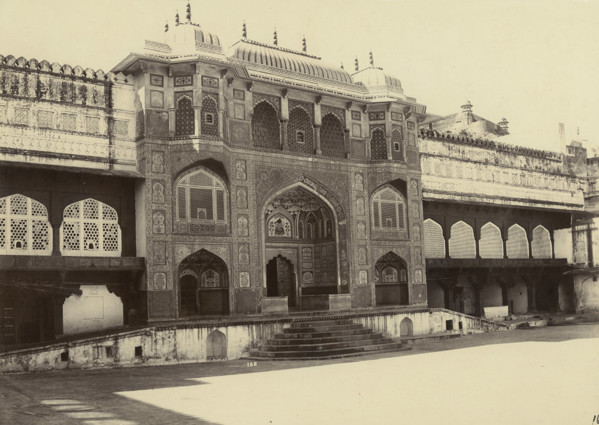 Picture of Ganesh Pol, Amber Palace (Amber Fort), Amber