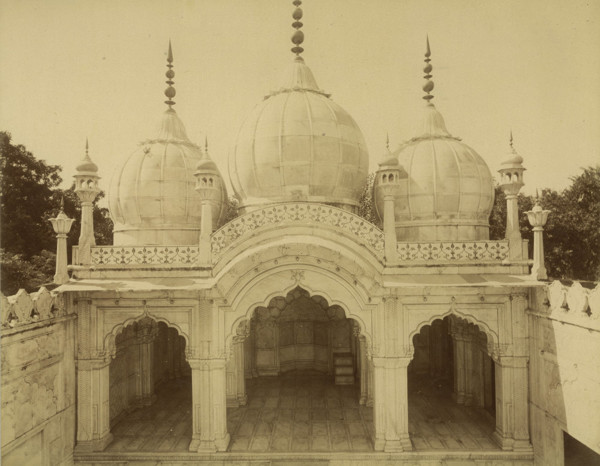 Picture of Agra Fort, Agra: Nagina Masjid (Jewel Mosque)