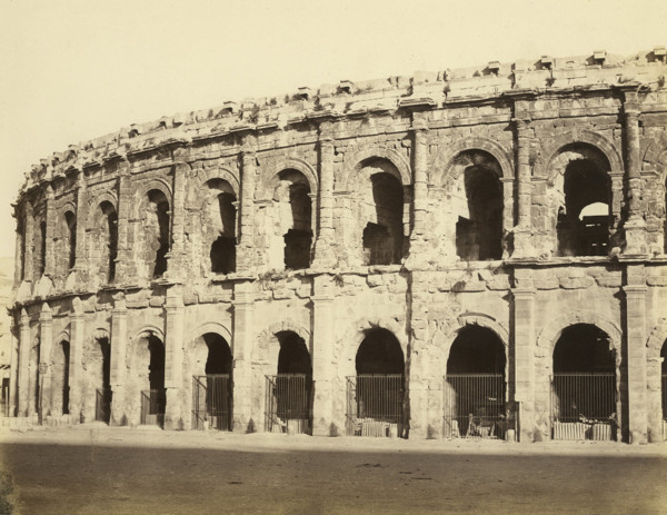 Picture of Amphitheatre, Nimes