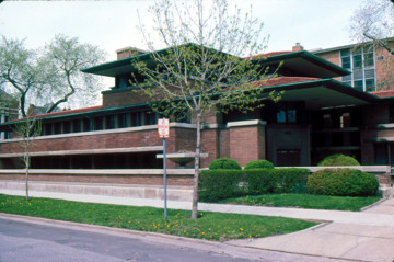 Picture of Robie House, Chicago