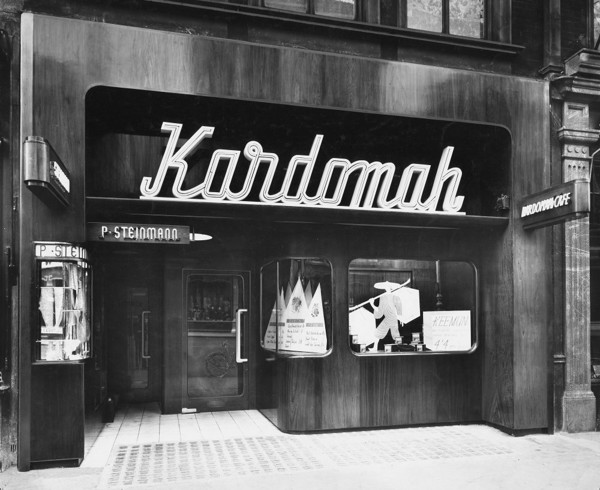 Picture of Kardomah cafe, Piccadilly, London