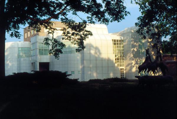 Picture of Des Moines Art Center Addition 1984, Des Moines