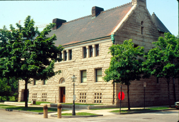 Picture of Glessner residence, Chicago