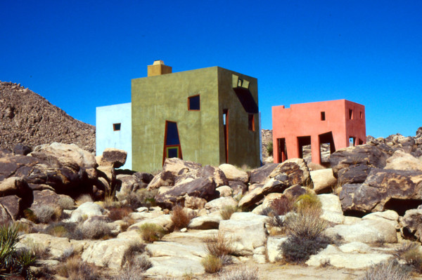 Picture of 'The Monument' holiday house, Joshua Tree, California