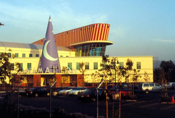 Picture of Feature Animation Building, Walt Disney Company, Burbank, California