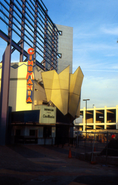 Picture of Showscan Cinemania Theatre, Universal City, Los Angeles