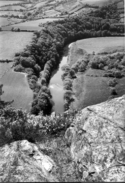 Picture of River Tamar, Devon, from the Morwell Rocks