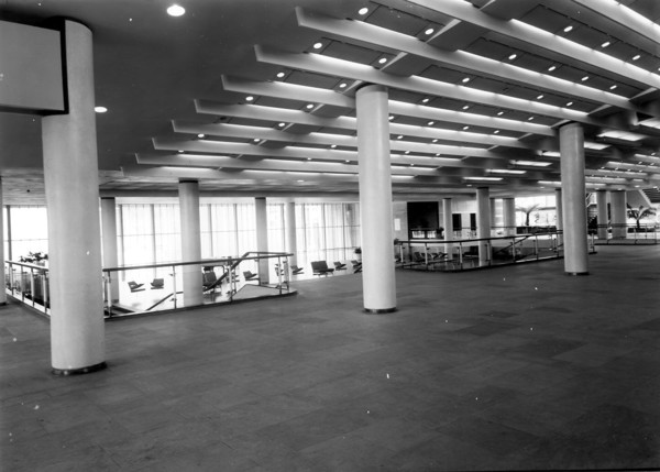 Picture of Royal Festival Hall, South Bank, London: level 2 ballroom