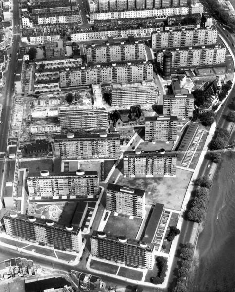 Picture of Churchill Gardens Estate, Pimlico, London