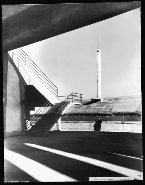 Picture of Stadio Comunale Giovanni Berta, Florence: the tower and open terraces