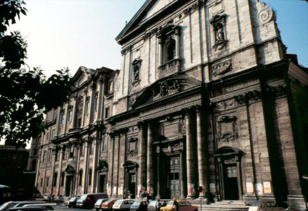 Picture of Chiesa Nuova (Santa Maria in Vallicella), Rome: facade