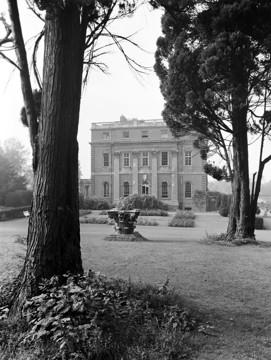 Picture of Clandon Park, West Clandon, Surrey: the garden front