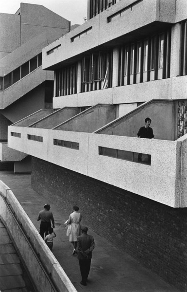 Picture of Maisonettes, Thamesmead, Greenwich, London