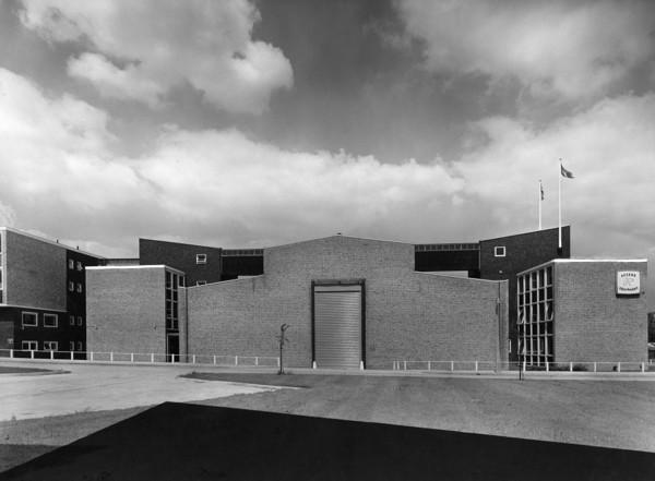 Picture of Access Equipment Ltd, Maylands Avenue, Hemel Hempstead, Hertfordshire: the production building