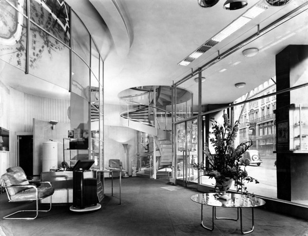 Picture of Electricity showrooms, Regent Street, London