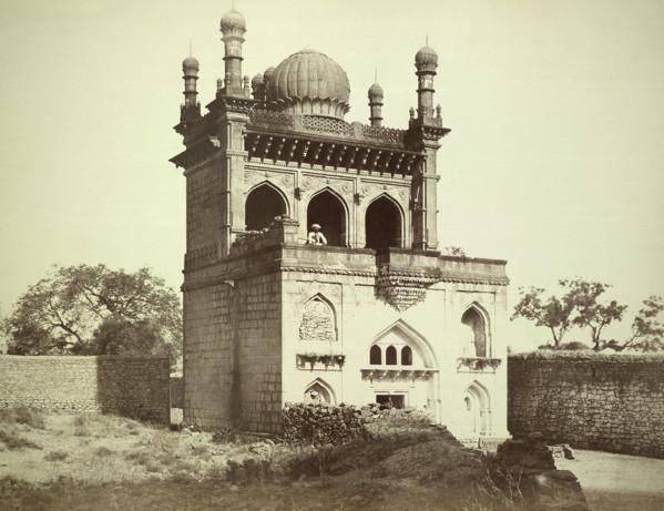 Picture of Anda Masjid, Bijapur
