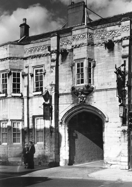 Picture of Angel and Royal Hotel, Grantham, Lincolnshire