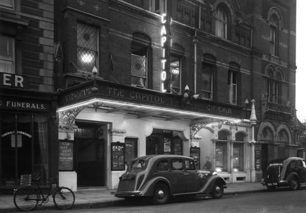 Picture of Capitol cinema, Upper High Street, Tonbridge, Kent