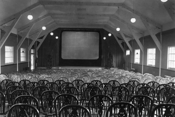Picture of Gracie's Banking, Annan: the picture theatre