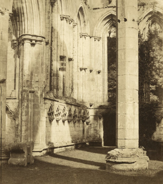 Picture of Fountains Abbey, North Yorkshire: the Lady Chapel
