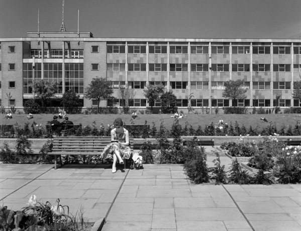 Picture of Central Police Station, Queen's Gardens, Hull